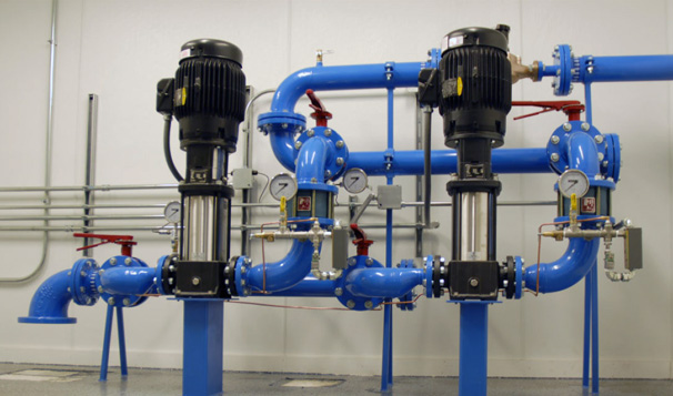 Water Booster Pumps in Preston County
