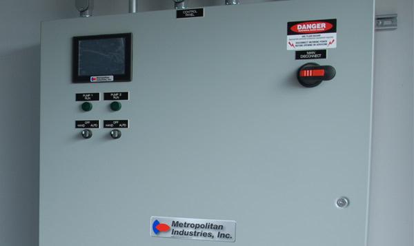 SCADA Pump Control System