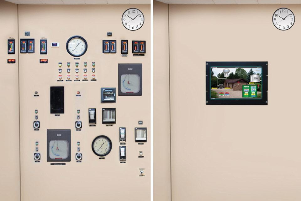 New SCADA Pump Monitoring System