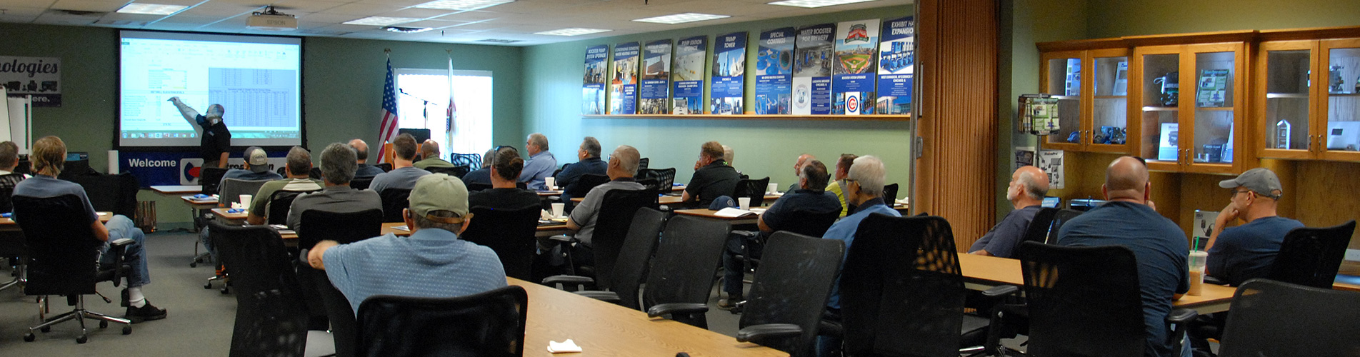 Learn more about attending one of our training seminars for pump system and control integration.