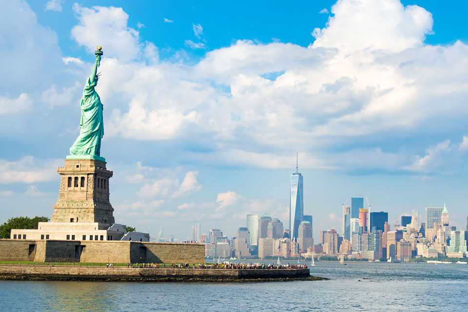 Metropolitan pumps will help preserve the Statue of Liberty for years to come