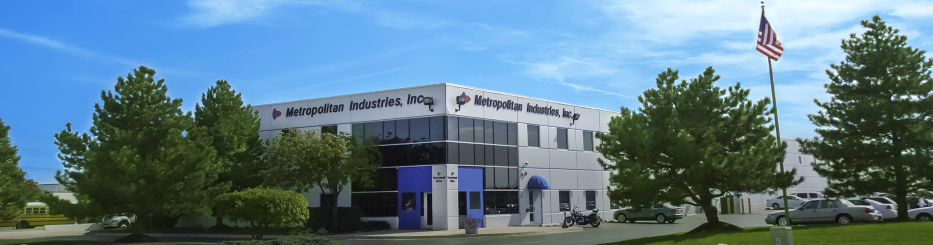 Metropolitan Industries in Romeoville, IL