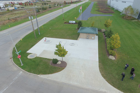 Minooka, IL ­ Office Park Lift Station