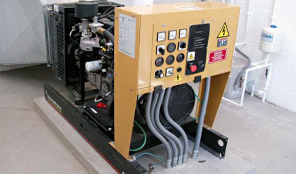 Duplex Sewage Lift Station Generator