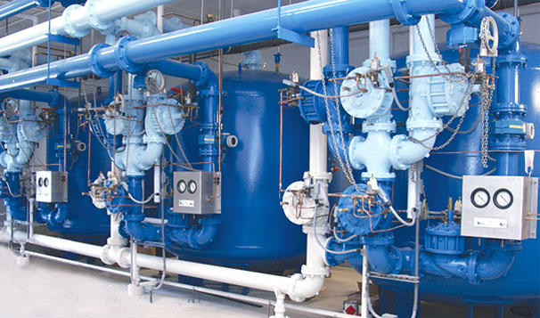 Water Treatment Radium Removal System