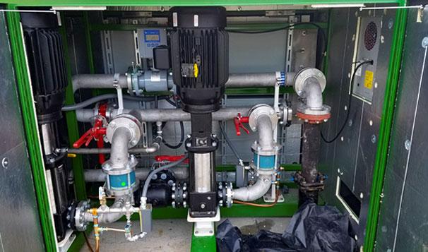 XTB Booster Pump System