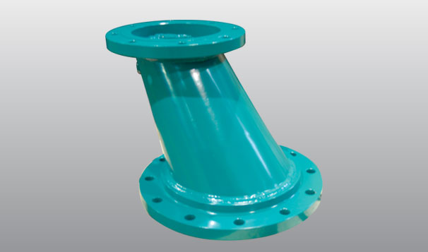 Custom Reducing Spool for Pump Retrofit Application