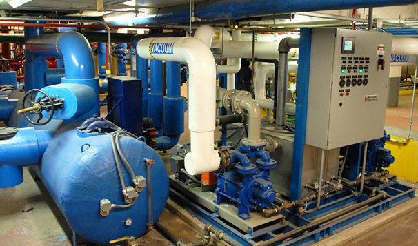 Steam Condensate Return Pump Systems for Buildings & Facilities