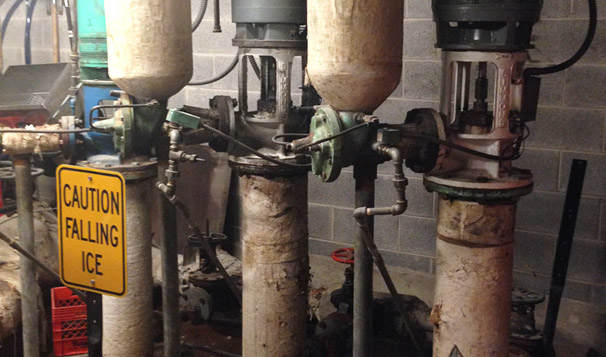 Replaced Boosting Pump System for High-Rise Hotel Building in Chicago