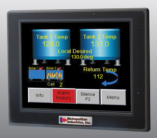 Water Temperature Control Systems