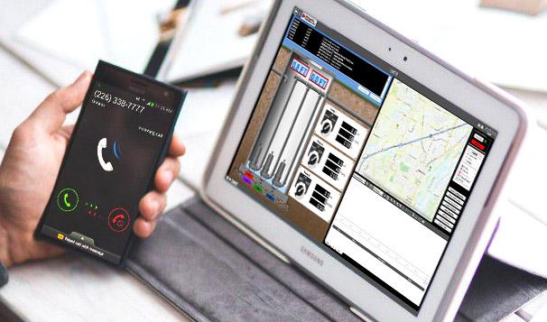 MetroCloud SCADA Platform Mobility
