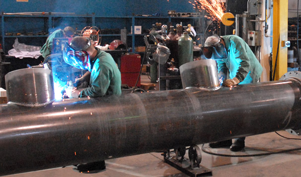 Pump System Fabrication Services