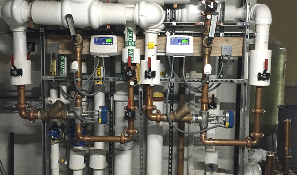 Retrofit Pump System Design