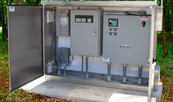 Traffic Box Manufacturer for Pump Control Systems