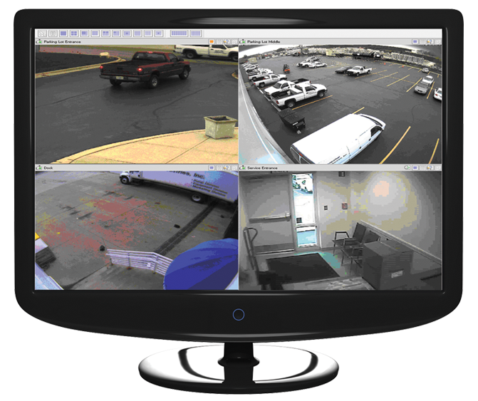 SCADA Water Management and Video Surveillance