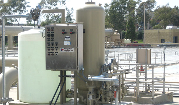 Water Treatment and Control System