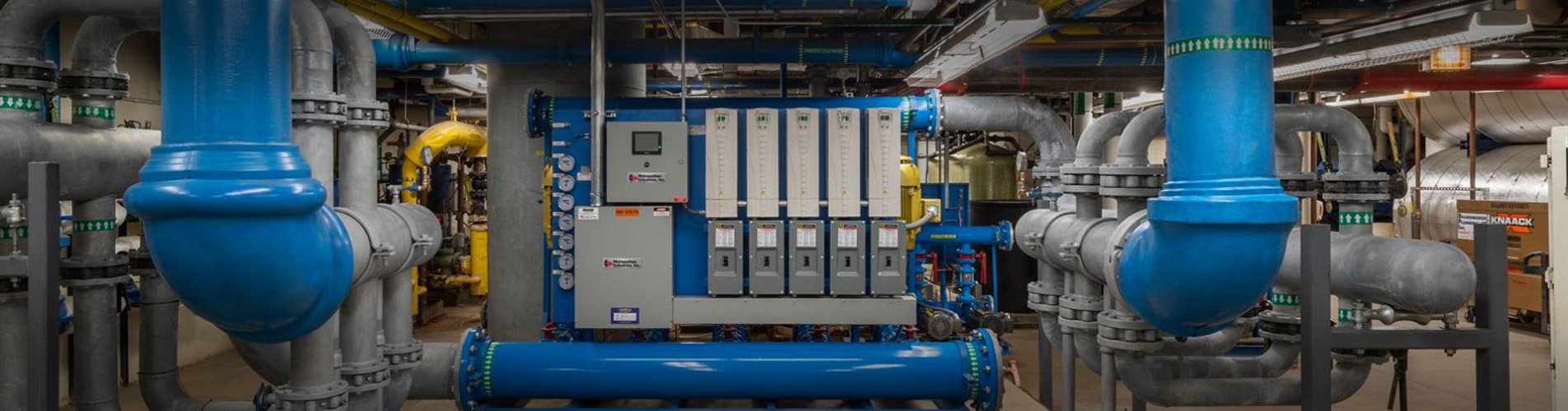 Water & Wastewater Control System Integration