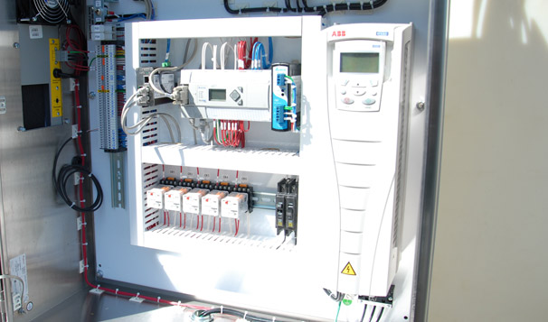 Variable Frequency Drive Potable Water Air Separation System
