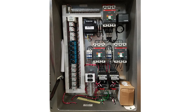 Explosion Proof Control Panel Enclosure