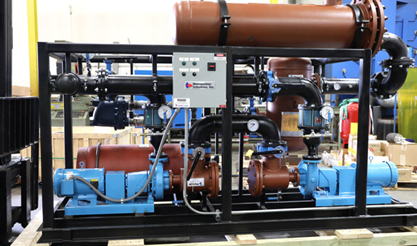 Mechanical Heat Transfer System