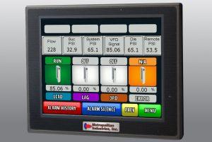 Pump Control System Login Controllers