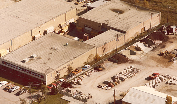 Metropolitan Pump Company, Lisle, IL