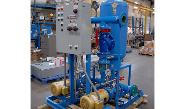 Potable Water Air Separation and Backflow Prevention