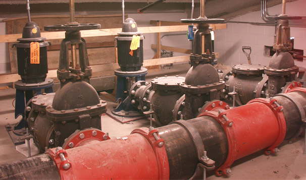 Storm Water Management Pump System