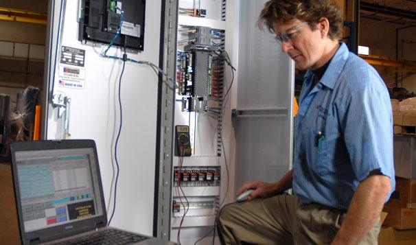 SCADA System Programming Service