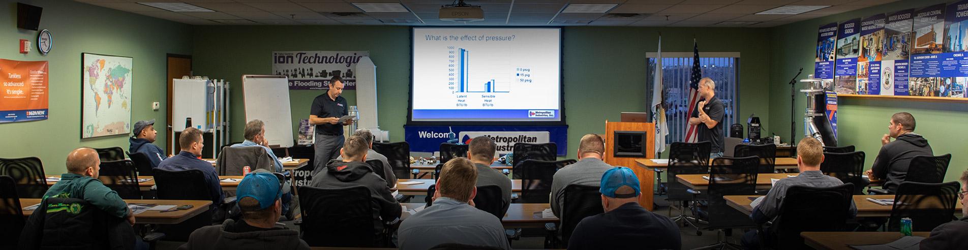 Pump Training Seminars