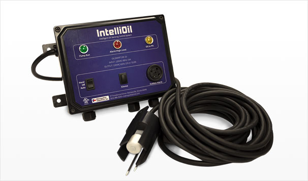 IntelliOil Elevator Sump Pit Oil Detecting System