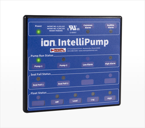 Ion IntelliPump Controller