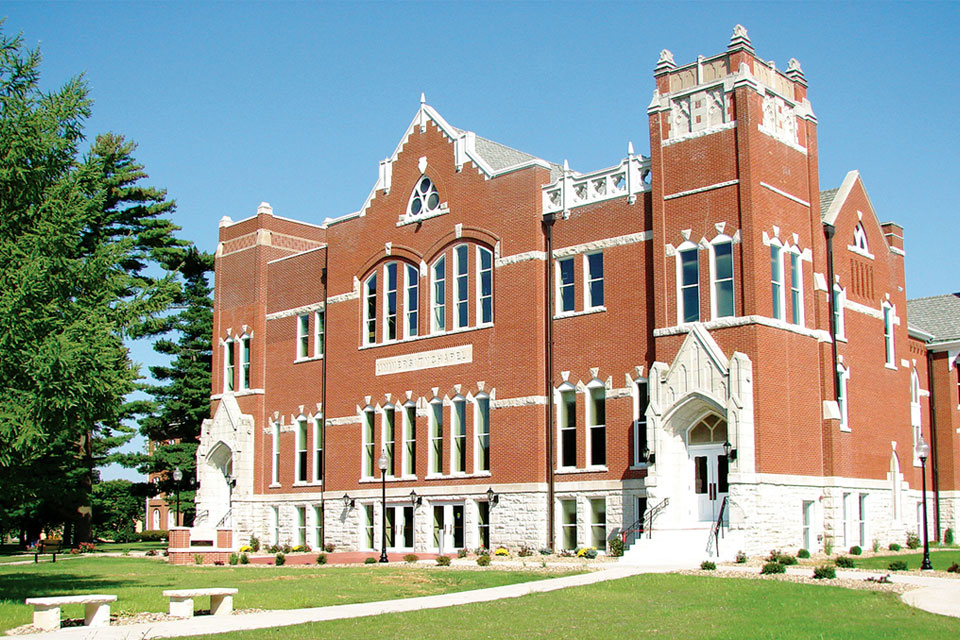 Iowa Weslyan College Upgrades Heating System, Decreases Carbon Footprint
