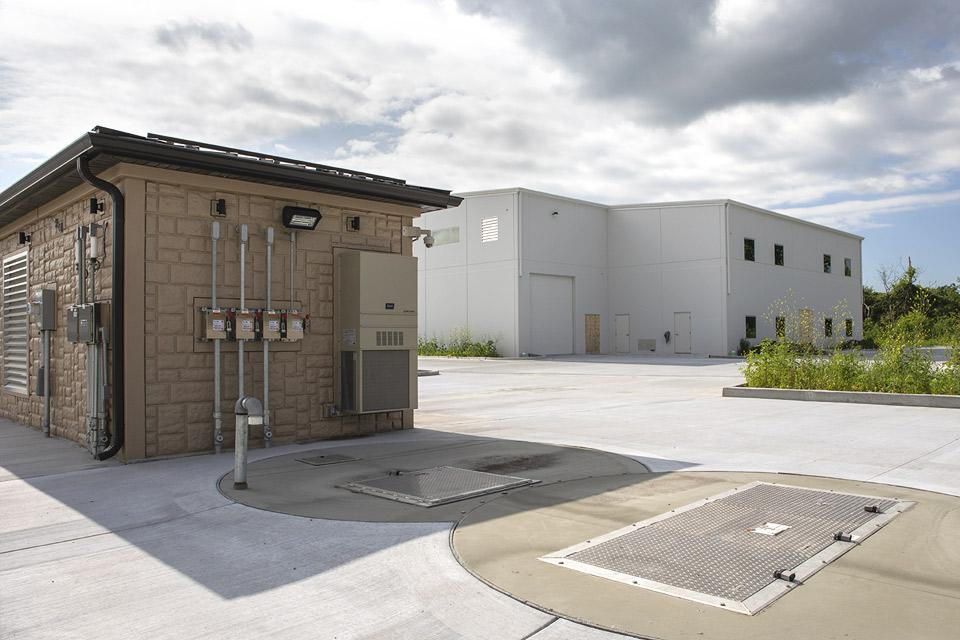Municipal Wastewater Lift Station Upgrade