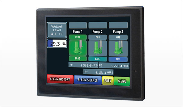 Lift Station Level Management Controller