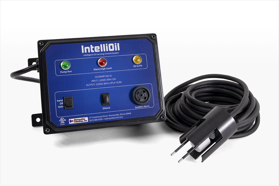 IntelliOil Detecting Control System