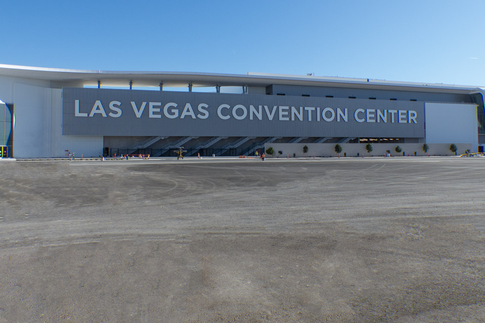 Unconventional Water Boosting Pump System Upgrade for Las Vegas Convention Center