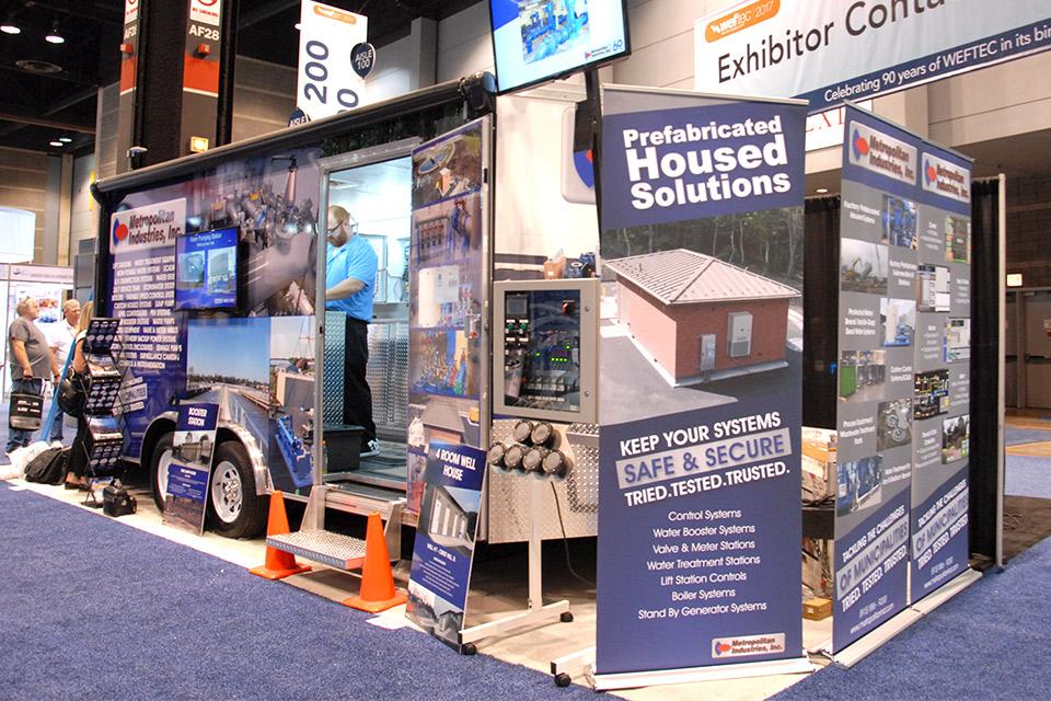 Metropolitan Industries at WEFECT 2019, Chicago